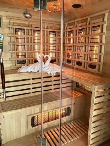 Apartament Primavera z sauną