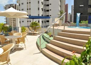Vila Azul Praia Hotel - Fortaleza