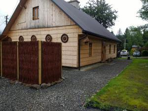 Domki w Bieszczadach Cisna