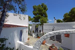 Rosys Little Village Agistri Greece