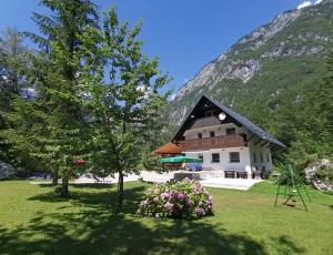 Holiday House Destina - Lake Bohinj