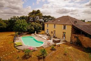 Le Gîte de Garbay, Отели типа «постель и завтрак»  Margouët-Meymès - big - 28