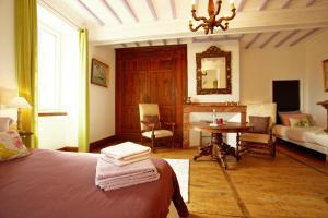 Le Gîte de Garbay, Отели типа «постель и завтрак»  Margouët-Meymès - big - 49