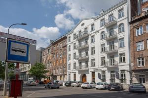 4 ECO Apart Chateau Jagiellonska 22 Warszawa Old Town