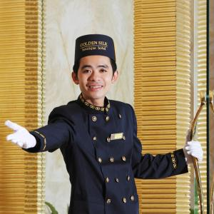 Golden Silk Boutique Hotel, Hotely  Hanoj - big - 96