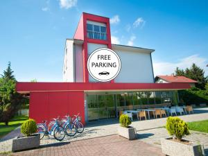 Simbol Rooms with free private parking