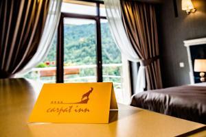 HOTEL CARPAT INN - Hotel - Azuga