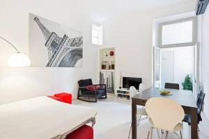 Chic & modern 1 bed apartment sleeps 4, Vatican - abcRoma.com