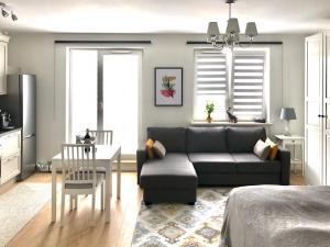 Apartament Flora Deluxe 24h naświetlanie UV