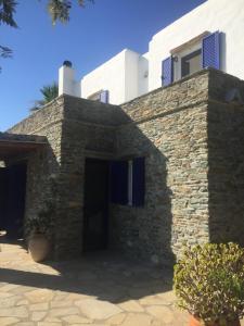 Art Villa Andros Greece