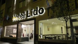 Hotel Lido, Отели  Мар-дель-Плата - big - 54