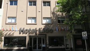 Hotel Lido, Отели  Мар-дель-Плата - big - 21