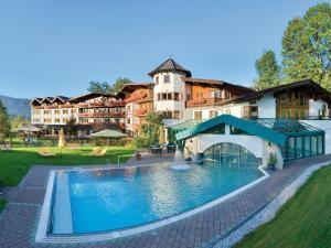 Erlebnishotel Kitzbühler Horn - Hotel - Oberndorf in Tirol
