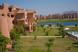 The Residences At Mar Menor Golf & Resort, Ferienwohnungen  Torre-Pacheco - big - 18
