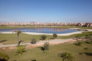 The Residences At Mar Menor Golf & Resort, Ferienwohnungen  Torre-Pacheco - big - 9