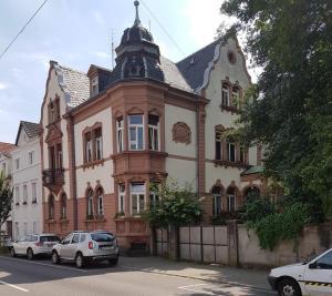 Romantische Zimmer in Privat Historishe Haus