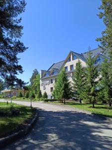 Отель Крутики