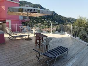 Sea View Hostel Rooms