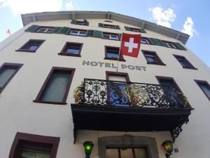 Hotel Post Cunter - Savognin