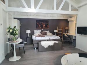 B&B Drenthe, Отели типа «постель и завтрак»  Вестерборк - big - 3