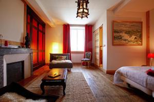 Le Gîte de Garbay, Отели типа «постель и завтрак»  Margouët-Meymès - big - 32