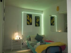 Yellow-Gray Tropical Studio