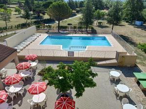 Location gîte, chambres d'hotes Camping la Rouviere les Pins dans le département Ardèche 7