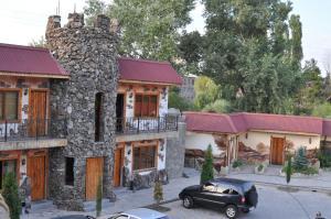 Отель Mayisyan Kamurdj, Иджеван