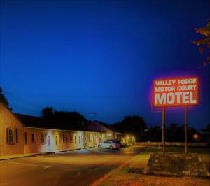 Valley Forge Motor Court Motel - Accommodation - Wayne