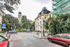 WARECKA Luxury Studio PO Serviced Apartments