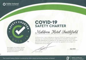 Maldron Hotel Smithfield (9 of 45)