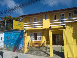 Гостевой дом Canema Pousada, Арраял-ду-Кабу