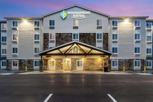 WoodSpring Suites Indianapolis Airport South