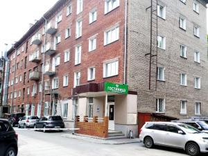 Гостиница Маршал на Советской