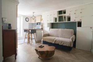 Design apartment close to the JARDIN DES PLANTES