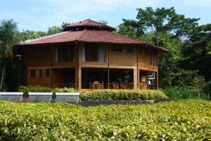 Macaw Eco-Lodge, Delicias