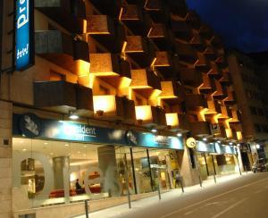 Hotel President, Андорра-ла-Велья