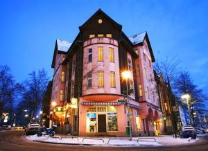Trip Inn Hotel Schumann, Hotely  Düsseldorf - big - 7