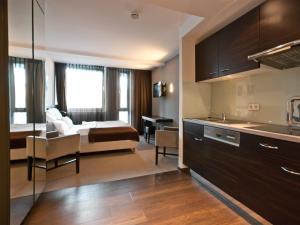 Boardinghouse Bielefeld, Apartmánové hotely  Bielefeld - big - 20