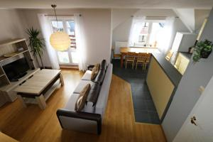 Dwupoziomowy Apartament Centrum