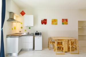 Grande Appartamento con 1 Camera da Letto