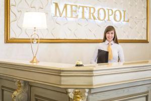 Отель Метрополь, Могилев