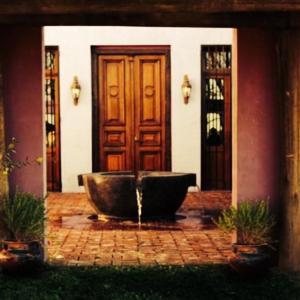 La Negrita Casa Hotel, Дома для отпуска  Аскуэнага - big - 17