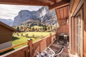 Apartment Staubbach, Best views, Spacious, Family friendly - Hotel - Lauterbrunnen