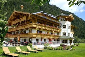 Ferienhof Oblasser - Hotel - Mayrhofen