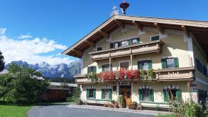Privatzimmervermietung Foidlbauer - Hotel - Oberndorf in Tirol