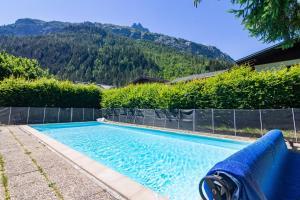 Résidence le Chardonnet F - Hotel - Chamonix