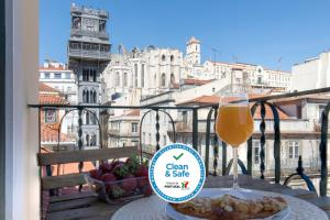 Prima Collection - Santa Justa 79 Luxury Apartments in Lissabon