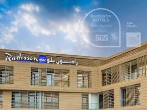 Radisson Blu Hotel & Residence..