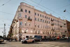 Отель Питерская
